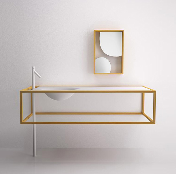 bisazza bagno nendo collection blog home deco design. Black Bedroom Furniture Sets. Home Design Ideas