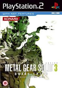 Jaquette du jeu Metal Gear Solid 3: Snake Eater