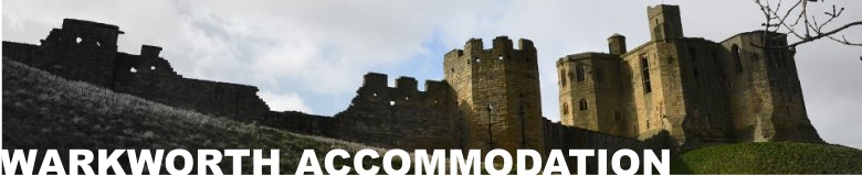 Accommodation in Warkworth