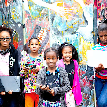 Who is Black Girls CODE?