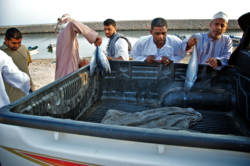 Tiwi fishermen