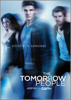 5 The Tomorrow People Episódio 11 Legendado RMVB + AVI