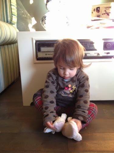 Zapatillas ratita niña