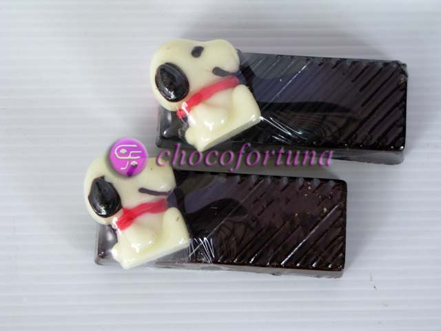 Wafer Praline Snoopy