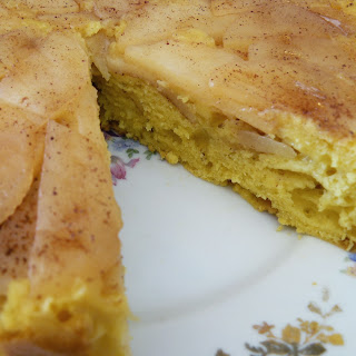 French Village Diaries Recipes Apple Quince Cinnamon Cake Orchard