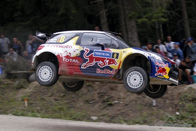 WRC Rally Finland Photographs