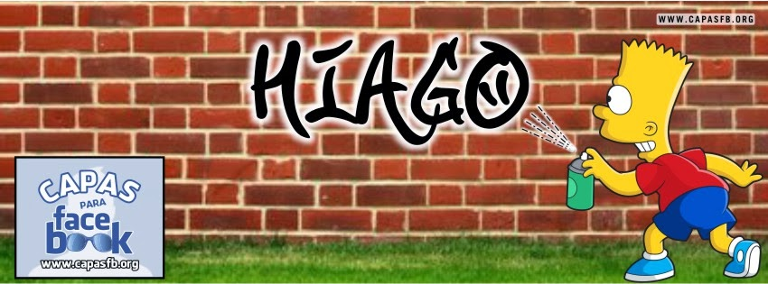 Capas para Facebook Hiago
