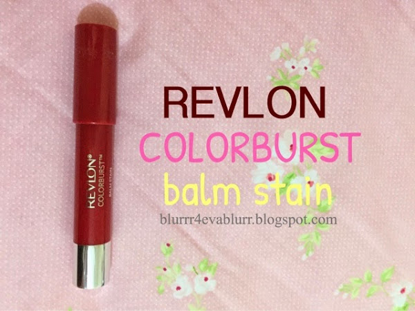 Revlon ColorBurst Balm Stain review