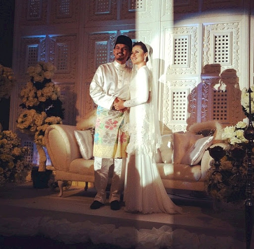 Gambar kahwin lisa dan yusri