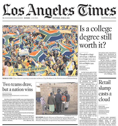 Los Angeles Times Attack Renewable Energy Image