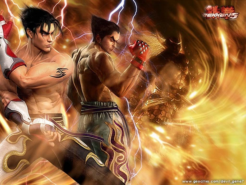 the insights wallpapers: tekken 5