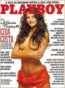 Cida Costa - Playboy 1988