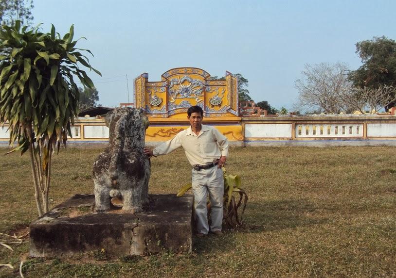 Về thăm thành Hoàng đế Bình Định