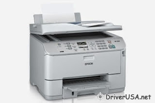 download Epson Workforce Pro WP-4520 printer's driver