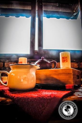 Taiwan Road Trip! Tea in Jiufen Old Town