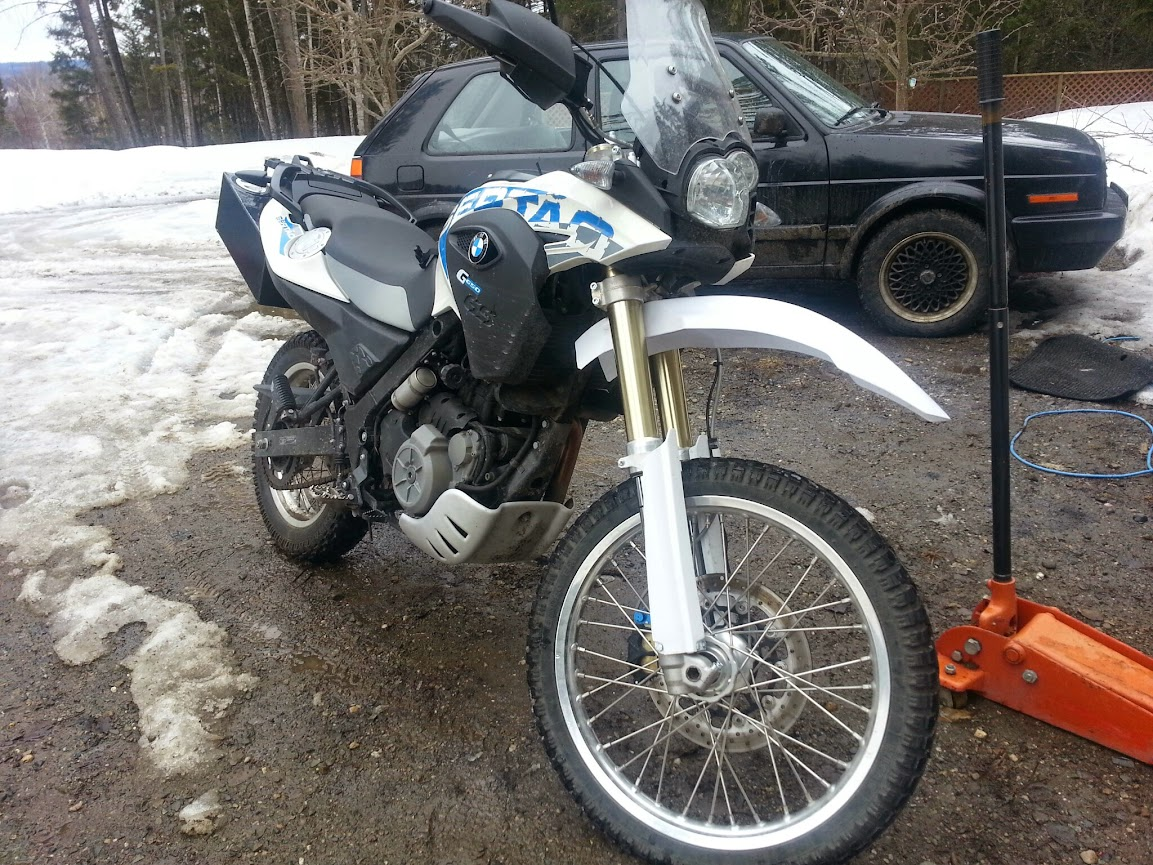 2012 Bmw G650gs Sertao Owners Page 268 Adventure Rider