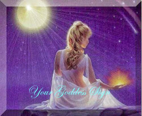 Your Goddess Sign