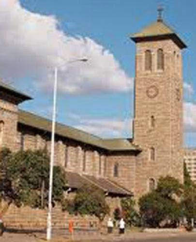 Zimbabwe Anglicans Take Back Cathedral