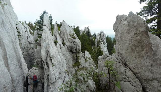 Bijele stijene, 26.10.2014.