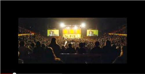 Beth Moore Reactions To Living Proof Teaching In Charlotte Part 2 The Music