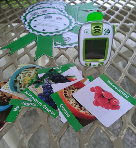 LeapFrog LeapBand Fit Made Fun #FitMadeFun
