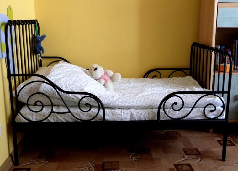 Babylandia Dziecięce łóżko Minnen