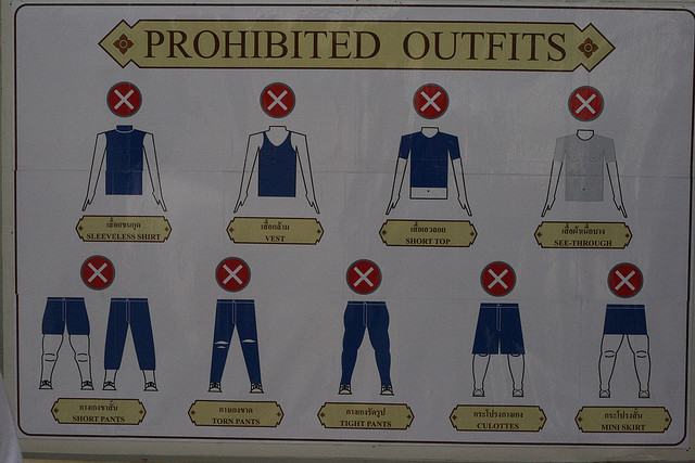 Dealing with dress code violations [Guest Post]