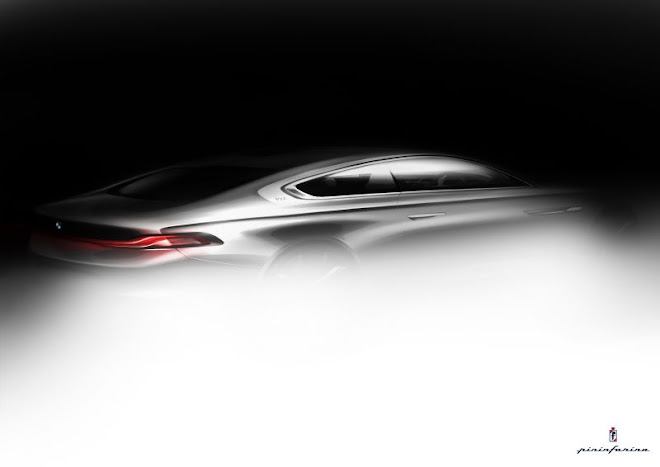 BMW Pininfarina Gran Lusso Coupe to debut at Villa d'Este