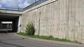 Latvija — stop aparteid!