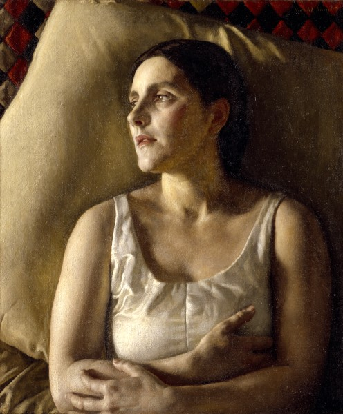 Harold Knight - Ethel Bartlett.