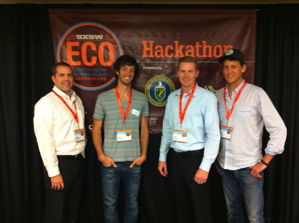 Chris George at SXSW Eco w/ DOE