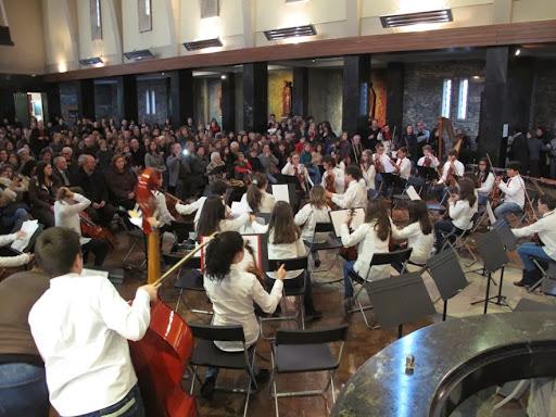 Concerto de Reis na Igreja Paroquial - 11 de Janeiro de 2014 IMG_2129