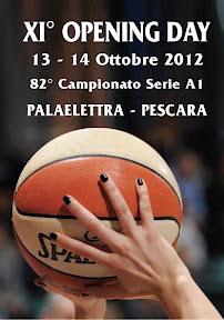 Donne, a Pescara l'Opening Day di Serie A1
