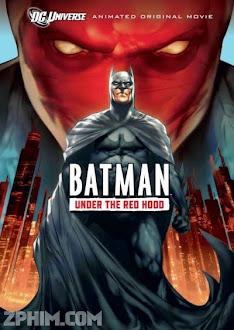 Người Dơi: Đối Đầu Với Mặt Nạ Đỏ - Batman: Under the Red Hood (2010) Poster