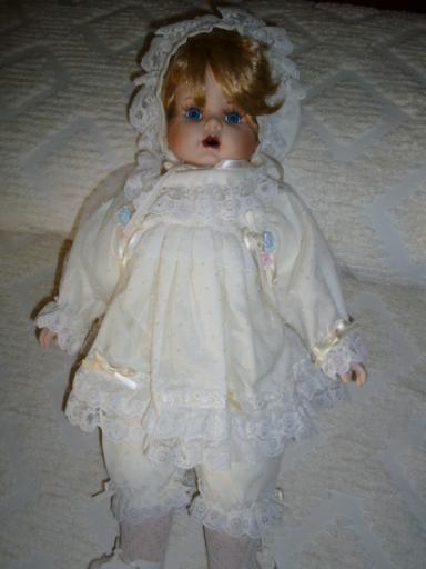 Vendo muñecas de porcelana