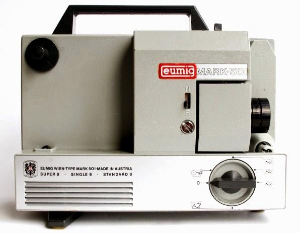Correa Proyector Cine Super 8 Eumig Mark 501-502 D 510 D