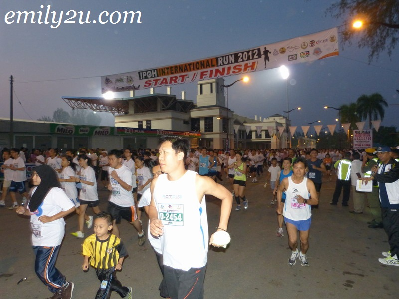 Ipoh International Run 2012
