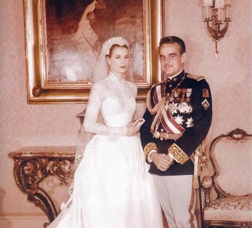 Vestido de novia estilo grace kelly