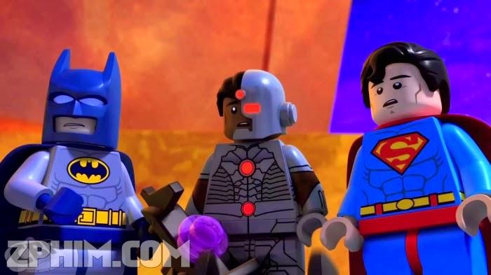 Ảnh trong phim Lego: Liên Minh Công Lý Vs Liên Minh Bizarro - Lego DC Comics Super Heroes: Justice League vs. Bizarro League 1