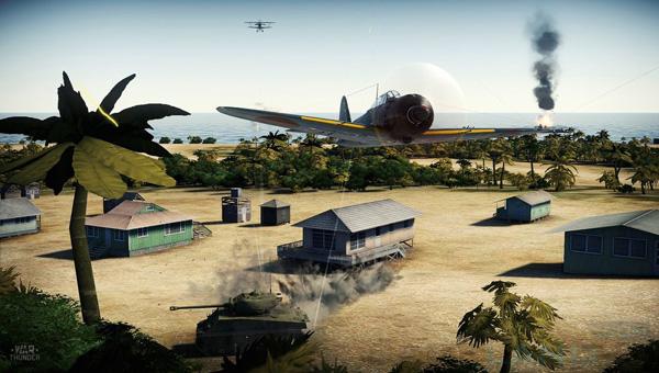 FPT Online xác nhận War Thunder đã về Việt Nam 1