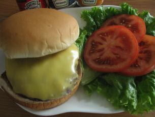 a010 [Món ngon] Bánh mì Hambuger kẹp thịt bò nhanh chóng