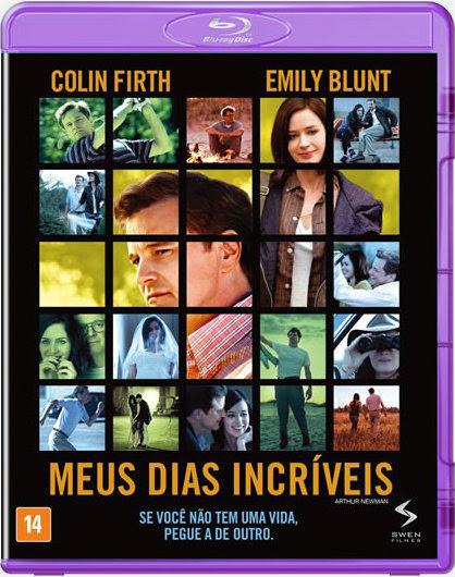 Filme Poster Meus Dias Incríveis BDRip XviD Dual Audio & RMVB Dublado