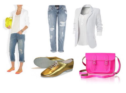Distressed Jeans, Ballet Flats, Ballet Outfit
