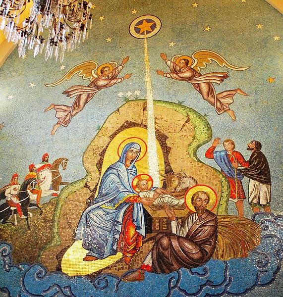Пятиконечная звезда - православный символ. 95