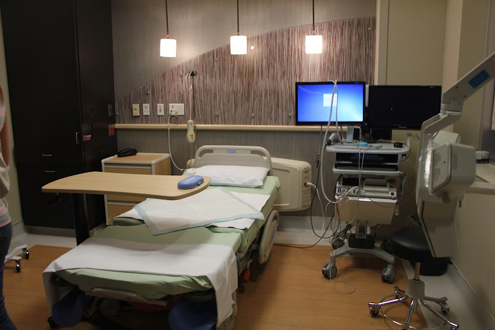 Loma Linda Maternity Suite