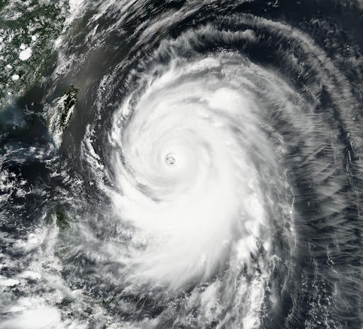 Typhoon Neoguri in Japan