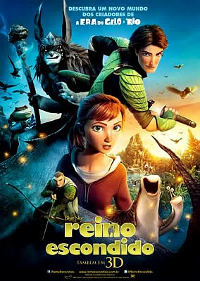 FOX RE PosterPromocional 64x94 Download   Reino Escondido DVDRip XviD Dual Audio e RMVB Dublado