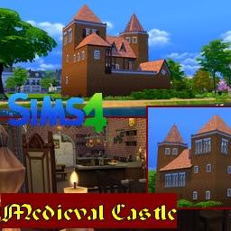 sims4 gothic castle