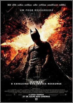Filme Poster Batman - O Cavaleiro das Trevas Ressurge PROPER TS XviD Dual Audio & RMVB Dublado