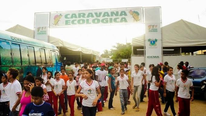 RN: Idema leva Caravana Ecológica para Monte das Gameleiras